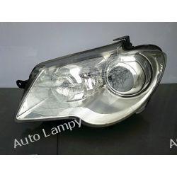 VW TOURAN LEWA LAMPA PRZÓD SKRĘTNA XENON  Lampy przednie