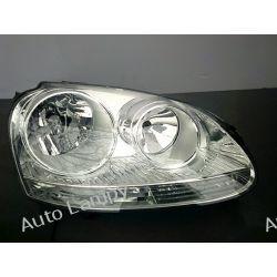VW GOLF 5 PRAWA LAMPA PRZÓD SREBNA