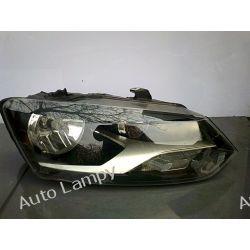 VW POLO 6R1 PRAWA LAMPA PRZÓD Lampy przednie