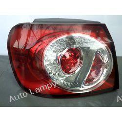 VW GOLF 5 PLUS  LEWA LAMPA TYŁ LED Motoryzacja