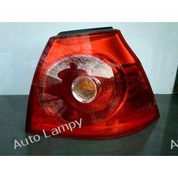 VW GOLF 5 PRAWA LAMPA TYŁ Motoryzacja