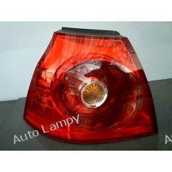 VW GOLF 5 LEWA LAMPA TYŁ Motoryzacja