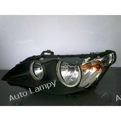 BMW E60 E61 LEWA LAMPA BEZ KLOSZA  Lampy tylne