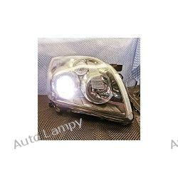 TOYOTA AVENSIS T25 LIFT PRAWA LAMPA PRZÓD Lampy tylne