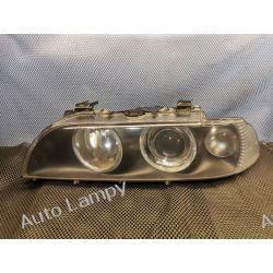 BMW E39 FL H7 LEWA LAMPA PRZÓD ORYGINAŁ Lampy przednie