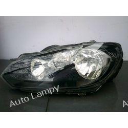 VW GOLF 6 LEWA LAMPA PRZÓD  Lampy przednie
