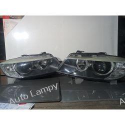 BMW 3 E90 E91 LIFT KOMPLET LAMP Lampy przednie