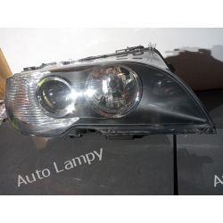 BMW 3 E46 COUPE LIFT PRAWA LAMPA PRZÓD ORYGINAŁ Lampy przednie