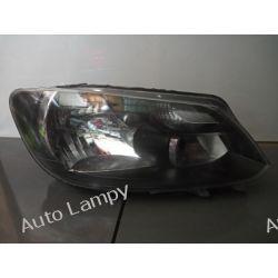 VW CADDY  TOURAN PRAWA LAMPA PRZÓD ORYGINAŁ Lampy przednie