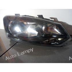 VW POLO 6R1 PRAWA LAMPA PRZÓD  Oświetlenie