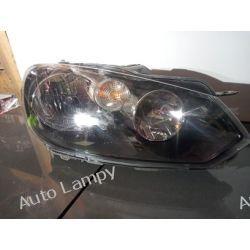 VW GOLF 6 PRAWA LAMPA PRZÓD  Oświetlenie