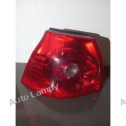 VW GOLF 5 LEWA LAMPA TYŁ  Oświetlenie