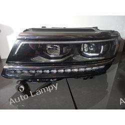 VW TIGUAN LEWA LAMPA TYŁ FULL LED ORYGINAŁ Oświetlenie