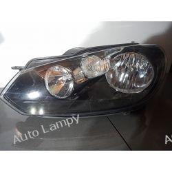 VW GOLF  6 LEWA LAMPA PRZÓD  Oświetlenie