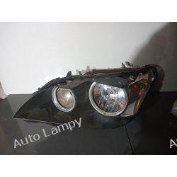 BMW E60 LEWA OBUDOWA LAMPY PRZÓD Motoryzacja