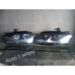 AUDI A4 B8 FULL LED KOMPLET LAMP PRZÓD  Motoryzacja