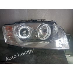 AUDI A8 PRAWA LAMPA PRZÓD BI-XENON  Motoryzacja