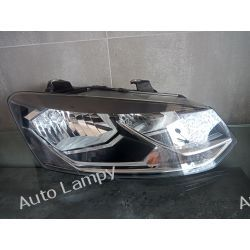 VW POLO LIFT PRAWA LAMPA PRZÓD Motoryzacja