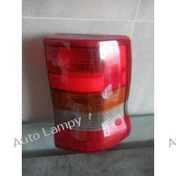 OPEL ASTRA 1 PRAWA LAMPA TYŁ KOMBII Lampy tylne