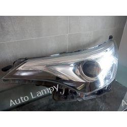 TOYOTA AVENSIS T27 LIFT LEWA LAMPA PRZÓD FULL LED  Motoryzacja