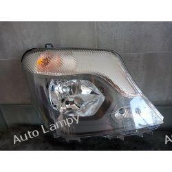 MERCEDES SPRINTER W906 LIFT PRAWA LAMPA PRZÓD  Lampy przednie