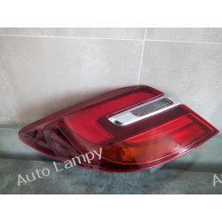 OPEL INSIGNIA  LEWA LAMPA TYŁ  Części samochodowe