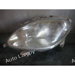 SMART FOR TWO LEWA LAMPA  PRZÓD ORYGINAŁ Motoryzacja