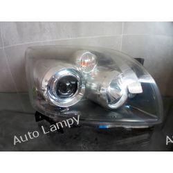 TOYOTA AVENSIS T25  LIFT PRAWA LAMPA PRZÓD ORYGINAŁ Motoryzacja