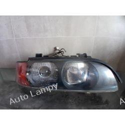 BMW 5 E39 PRAWA LAMPA PRZÓD XENON ORYGINAŁ Motoryzacja