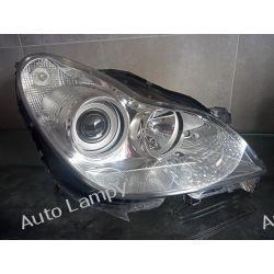 MERCEDES CLS W219 PRAWA LAMPA PRZÓD Motoryzacja