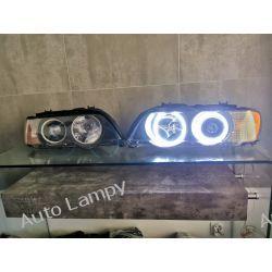 BMW X5 E53 KOMPLET ORYGINALNYCH LAMP HELLA  Motoryzacja