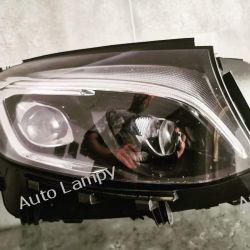 MERCEDES GLC PRAWA LAMPA PRZÓD  FULL LED ILS X253 W253 Oświetlenie