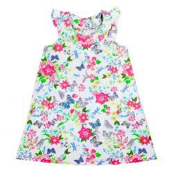 Sukienka bawełniana dla dziewczynki