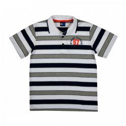 Koszulka chłopięca polo 5206