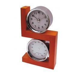 03015 Zegar z termometrem