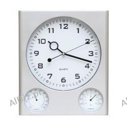 03033 Zegar z termometrem i higrometrem