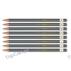 Ołówki grafitowe o różnych grubościach