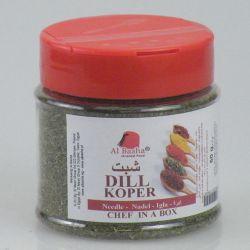Al Basha Przyprawy Koperek (igła) 50 g + GRATIS