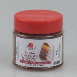 Al Basha Przyprawy Pomidory (igła) 60 g + GRATIS