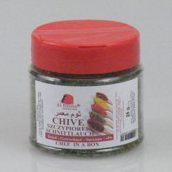 Al Basha Przyprawy Szczypiorek 25 g + GRATIS