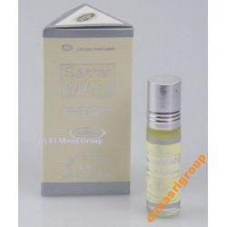 Al-Rehab SECRET MAN Arabskie Perfumy 6ml Attar