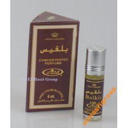 Al-Rehab BALKIS Arabskie olejek Perfumy 6ml Attar