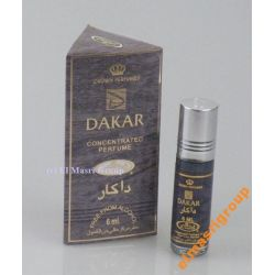 Al-Rehab DAKAR Arabskie Perfumy 6ml Attar