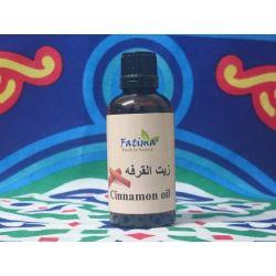 FATIMA olejek cynamonowy PURE Egipt anticellulit