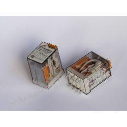 Przekaźnik miniaturowy Finder serii 55,34 Sterowniki i regulatory