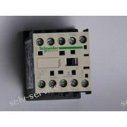 Stycznik 3-biegunowy Schneider 24V AC Mycie ręczne