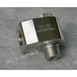 Złącze obrotowe kątowe easywash365+ 3/8GZ - 3/8GW  Przemysł