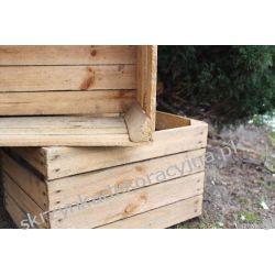 SKRZYNKA DREWNIANA skrzynki drewniane, skrzynka jasna