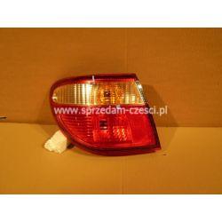 Lampa tylna lewa zewnętrzna Nissan Almera 2000-2002...