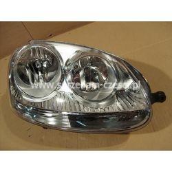 Reflektor prawy VW Golf V 2003-...